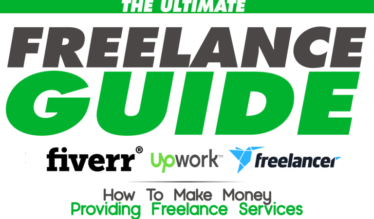 The Ultimate Freelancer Guide
