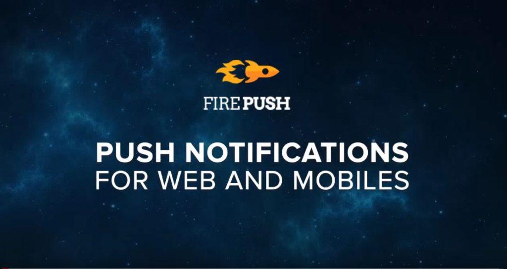 fire push